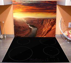 Herdabdeckplatte Grand Canyon bei Sonnenuntergang – Bild 3
