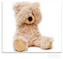 Herdabdeckplatte Süßer Teddybär – Bild 1