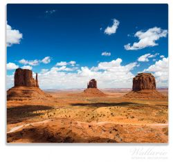 Herdabdeckplatte Monument Valley – Bild 1