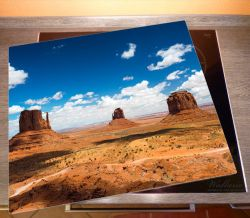 Herdabdeckplatte Monument Valley – Bild 2