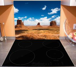 Herdabdeckplatte Monument Valley – Bild 3