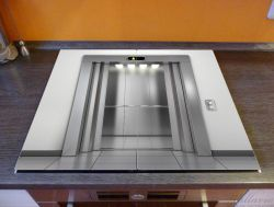 Herdabdeckplatte Fahrstuhl – Bild 2