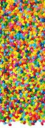 Türtapete Jelly Beans
