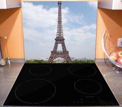 Herdabdeckplatte Eiffelturm in Paris – Bild 3