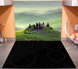 Herdabdeckplatte Toskana in Italien – Bild 3