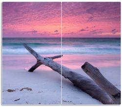 Herdabdeckplatte Abendhimmel bei Sonnenuntergang – Bild 1