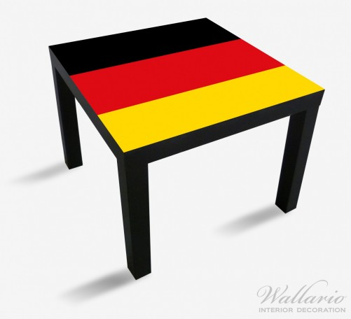 Möbelfolie Deutsche Flagge – Bild 1