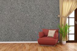 Vliestapete Muster grauer Marmor Optik -Granit - marmoriert – Bild 2