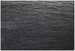 Vliestapete Muster schwarze Schiefertafel Optik Steintafel – Bild 1