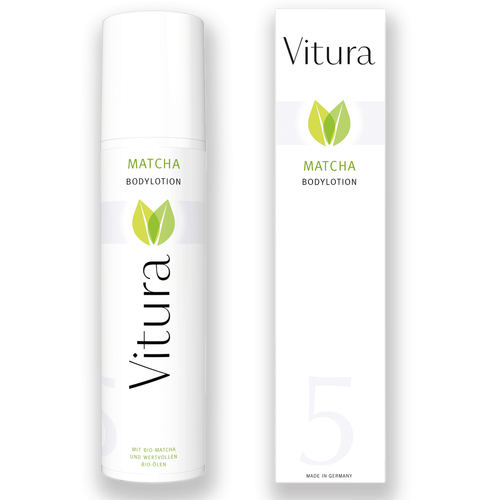 Matcha-Serie #5 Bodylotion