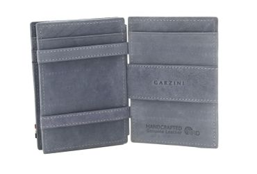 Garzini MW-CS3-SBL Magic Wallet Geldbörse – Bild 4