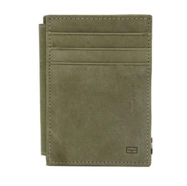 Garzini MW-CS3-OGR Magic Wallet Geldbörse