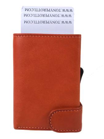 Tony Perotti TE/CC/3681OR Kreditkatenetui mit Papiergeldfach – Bild 1