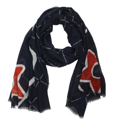 Tommy Hilfiger AW0AW04451 413 Corporate Mascot Scarf – Bild 1