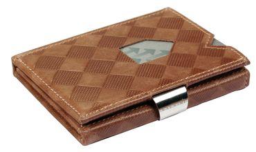 Exentri Wallet EX027 Sand Chess Kreditkartenetui RFID gesichert – Bild 1