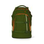 Satch SAT SIN 001 243 Schulrucksack Green Phantom 001