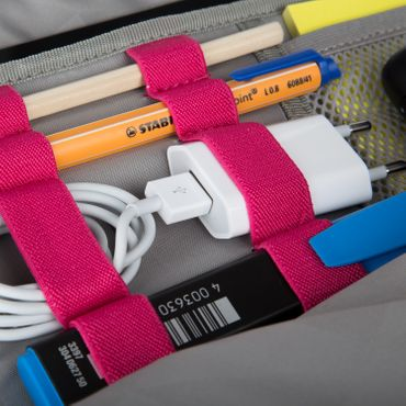 Satch SAT SIN 001 9N0 Schulrucksack Pink Hype LIMITED EDITION – Bild 19