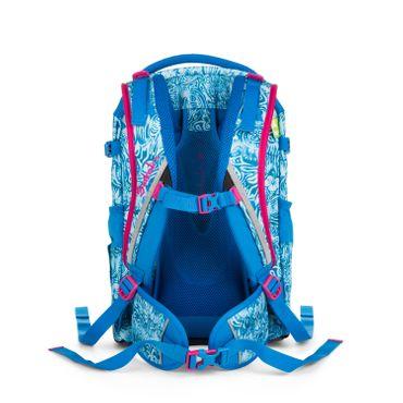 Satch SAT SIN 001 9I1 Pack Schulrucksack Aloha Blue – Bild 8