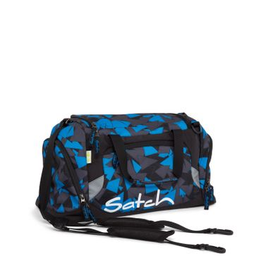 Satch SAT DUF 001 9D6 Sporttasche Blue Triangle