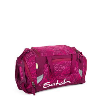 Satch SAT DUF 001 9H3 Sporttasche Purple Leaves