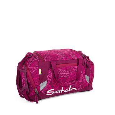 Satch SAT DUF 001 9H3 Sporttasche Purple Leaves
