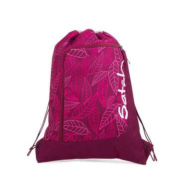 Satch SAT SPO 001 9H3 Sportbeutel Purple Leaves
