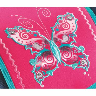 Step by Step 129071 Schultaschenset Touch Butterfly Dancer   – Bild 4