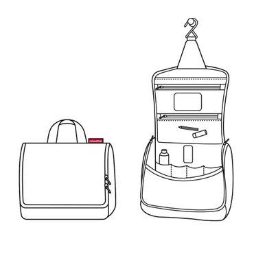 Reisenthel WH7027 Toiletbag  Baroque Taupe – Bild 4