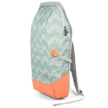 AEVOR  AVR-BPS-003-9C9 Daypack Lifestyle Rucksack Flicker Mint Coral – Bild 5
