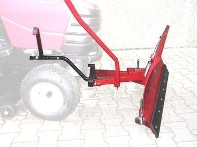 Schneeschild Standard 118x50cm passend Murray Heckauswurf Rasentraktor
