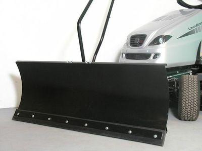 Cooper 12G92 Rasentraktor Schneeschild Profi 118 x 50 cm passend ID 2234