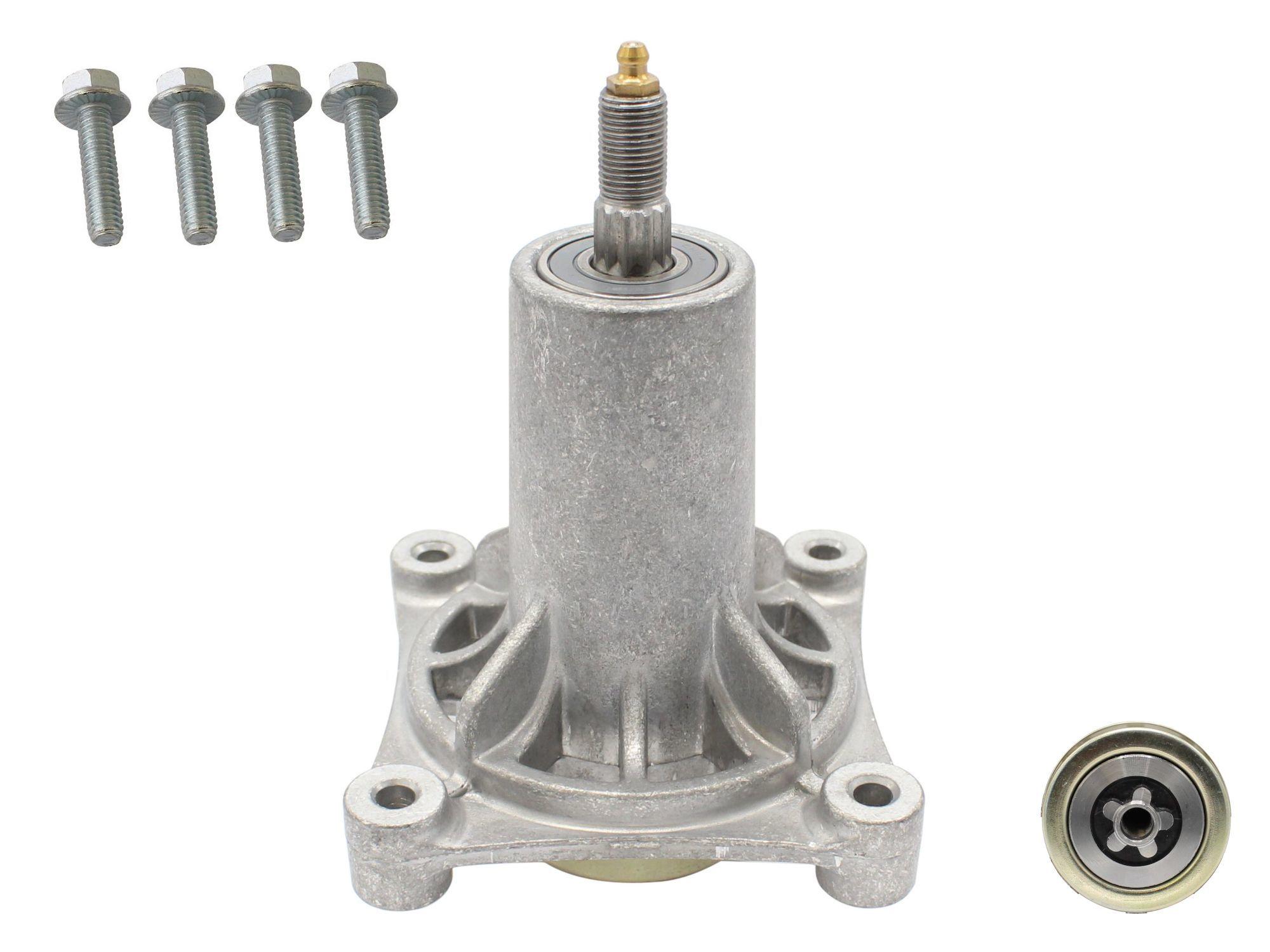 Mulch-Kombi Messer-Set passend Husqvarna CTH164T 96051003100 Rasentraktor
