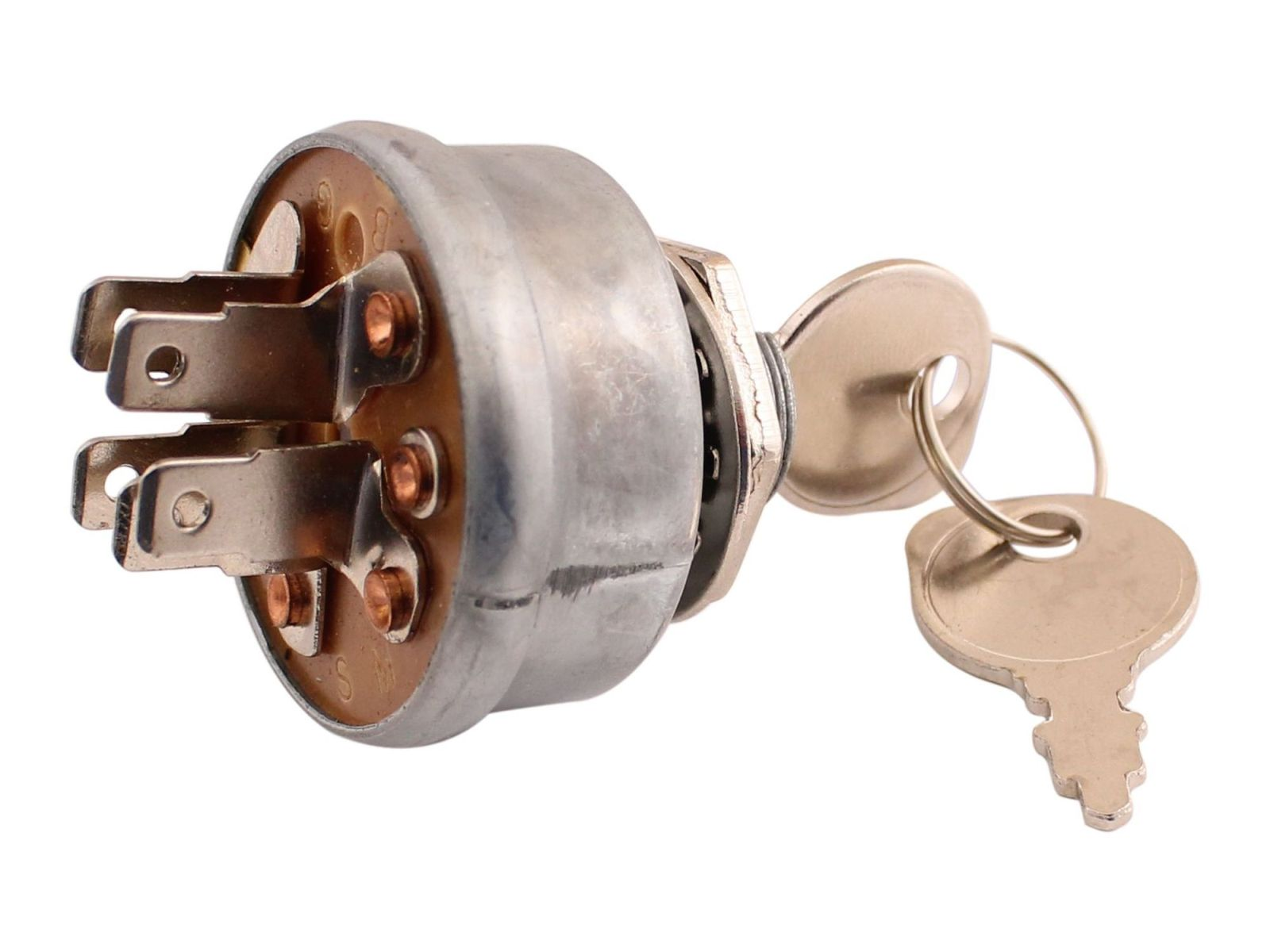 Zündschloss 5-Pol passend MTD 13//102 135N765N678 Rasentraktor