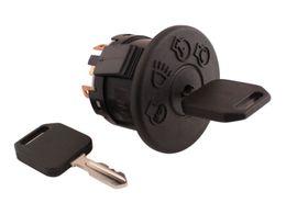 Zündschloss + Schlüssel passend für Craftsman 917.271131 Rasentraktor