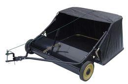 Rasenkehrmaschine Kehrmaschine für Husqvarna Rasentraktor