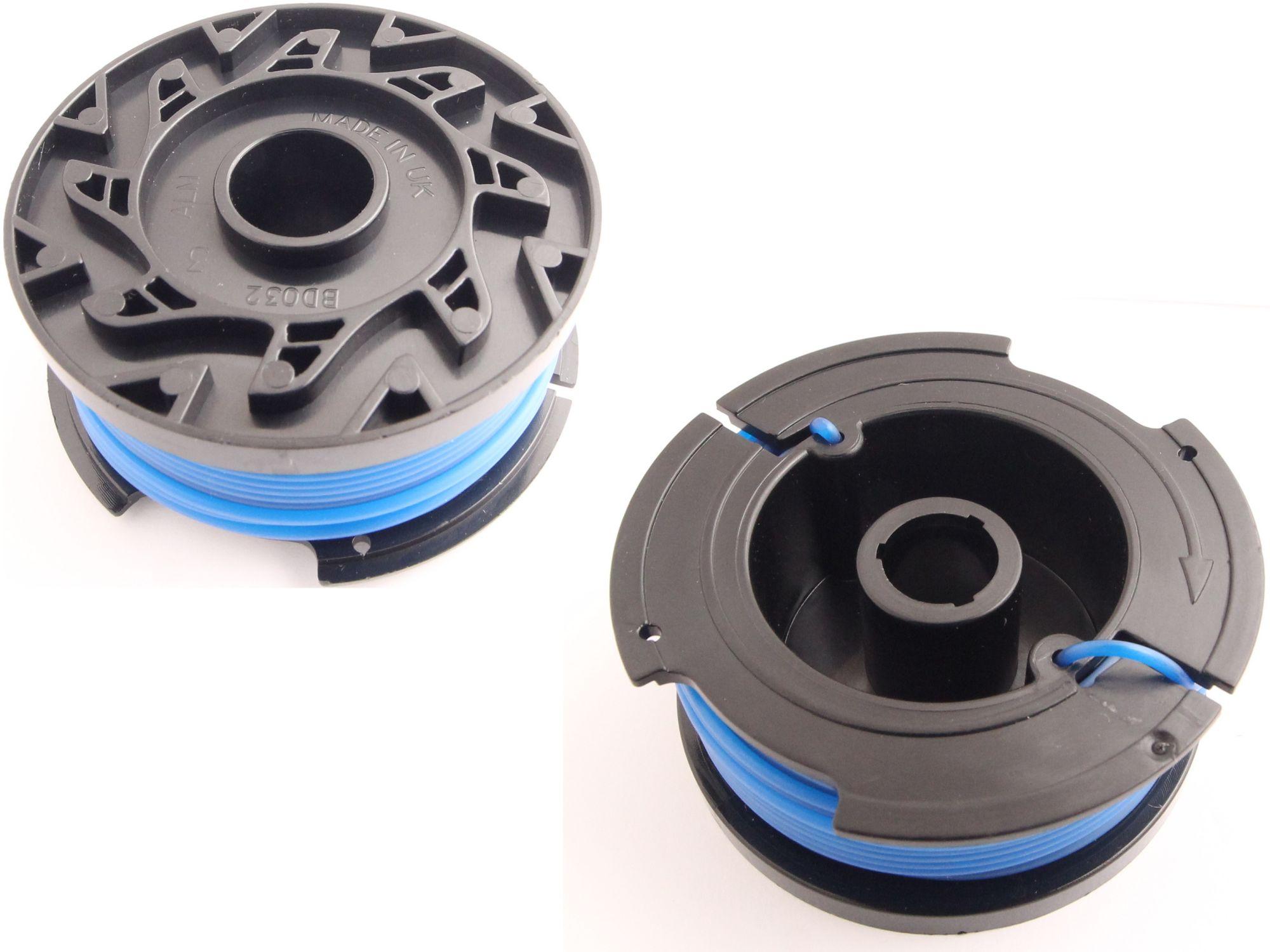 fadenspule 1 6mm passend black decker stc1820pst rasentrimmer trimmer rasentraktoren motoren. Black Bedroom Furniture Sets. Home Design Ideas