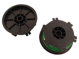 Fadenspule mit gezahnter Aufnahme passend Ryobi RY26540 Freischneider