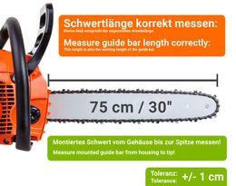 2 Sägeketten passend Husqvarna 575-75cm 3//8 102TG 1,5mm