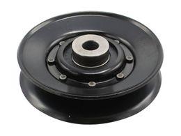 Spannrolle Fahrwerk 88,9mm passend Husqvarna YTH1842 96013000201 Rasentraktor