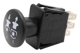 Zugschalter für Messerkupplung passend Husqvarna GTH2350 954568540 Rasentraktor