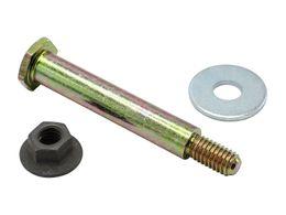 Schraube für Stützrad am Mähwerk passend Craftsman 917.259441 Rasentraktor