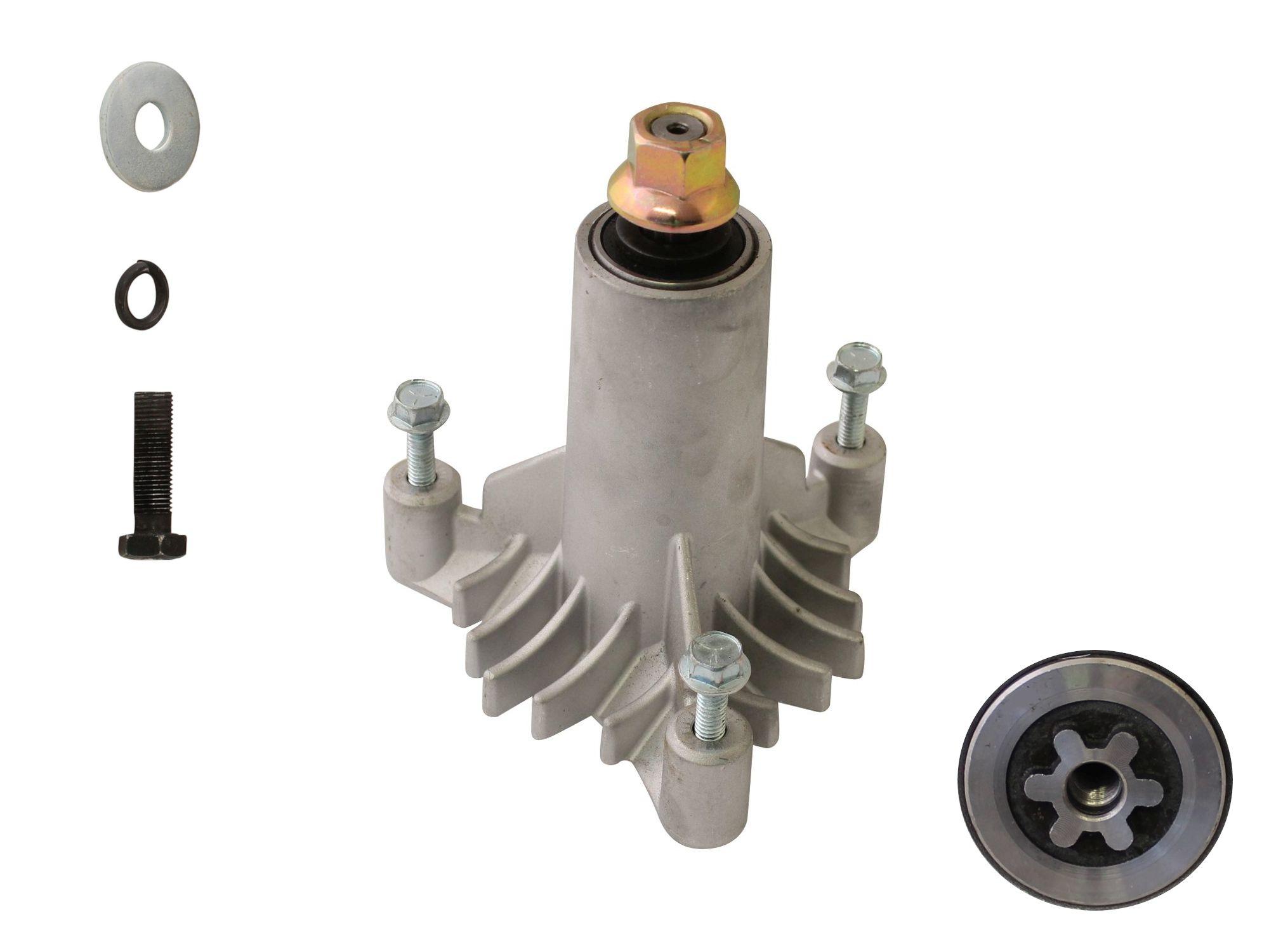 Messersatz passend Husqvarna 2042LS 96043007500 Seitenauswurf Rasentraktor