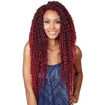 Bobbi Boss Lace Front Braided Wig MLF132 Priscilla Perücke Lace Wig