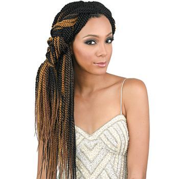Bobbi Boss - African Roots - SENEGAL TWIST – bulk Braids