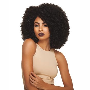 "Outre Lace Front Wig ""Big Beautiful Hair"" - 4a-Kinky - Perücke Lace Wig - Ready-to-wear - Natural Hair Texture"