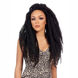It's a wig - Lace Front JAMAICAN LOCKS BRAIDED LACE WIG Perücke