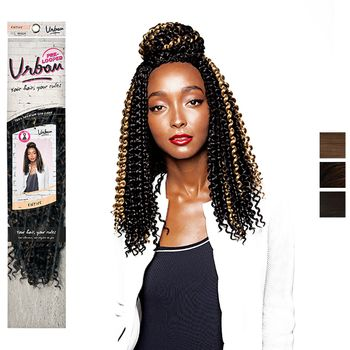 Feme Urban ENTICE Pre-looped crochet Braids 14'' (35cm)