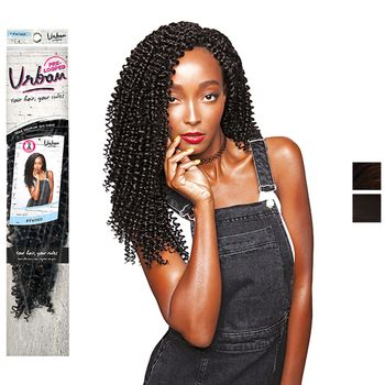 Feme Urban REWIND Pre-looped crochet Braids 14'' (35cm)