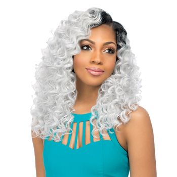 Sensationnel Premium Too Multi Length - Loose Twist 5 pieces of 12', 14', 16' Tresse Human Hair Blend Weave