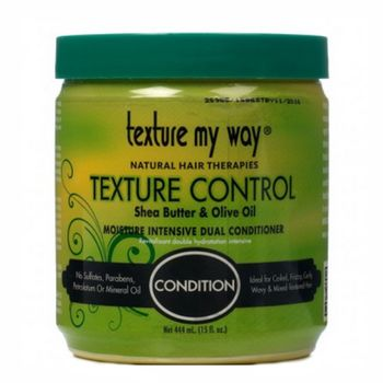 Texture my Way Texture Control Moisture Intensive Dual Conditioner 15oz 444ml